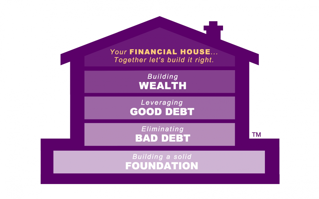 Our 4 Tips to Build Your Financial House Now and Protect Your Family