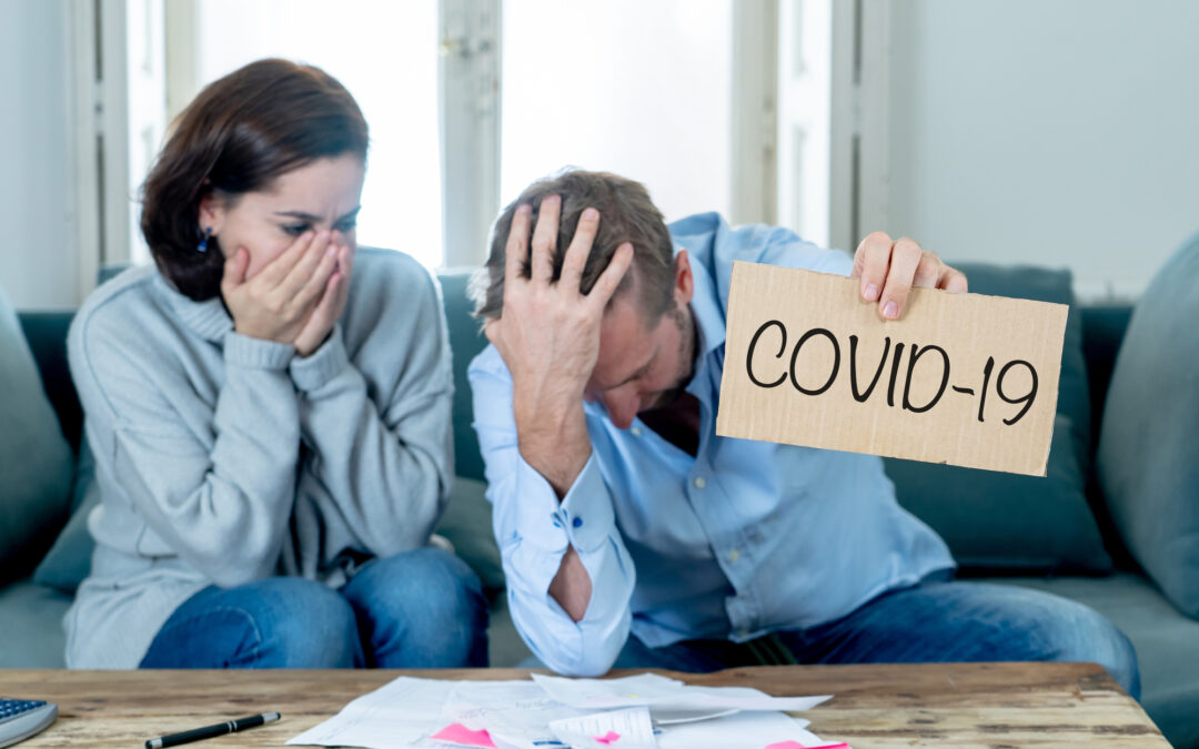 Is Covid-19 Causing Your Family Financial & Mental Stress?